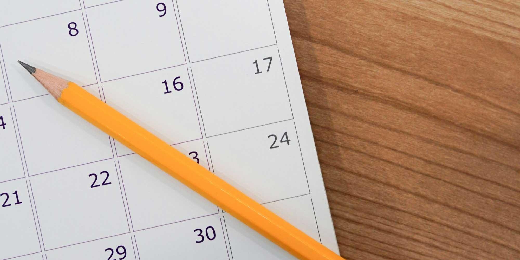Kalender Termin